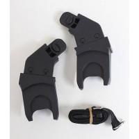 Адаптеры для установки автокресла Maxi-Cosi на коляску Snap и Snap 4 Trend, цвет: черный