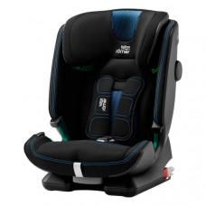 Автокресло Britax Roemer Advansafix i-Size, Cool Flow - Blue, черный-голубой