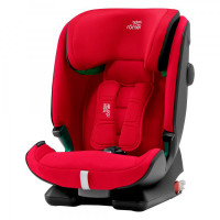 Автокресло Britax Roemer Advansafix i-Size Fire Red Trendline, красный