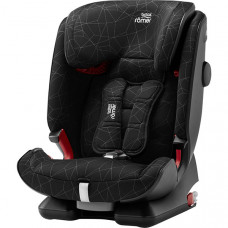 Автокресло Britax Roemer Advansafix IV R Crystal Black Highline, черный