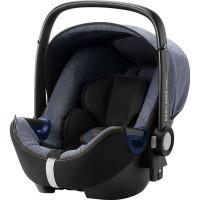 Автокресло Britax Roemer Baby-Safe2 I-Size Blue Marble, синий