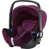 Автокресло Britax Roemer Baby-Safe2 I-Size Burgundy Red, бордовый