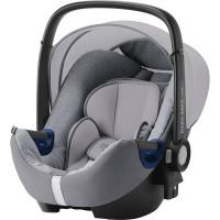 Автокресло Britax Roemer Baby-Safe2 I-Size Grey Marble, серый