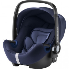 Автокресло Britax Roemer Baby-Safe2 I-Size Moonlight Blue, синий