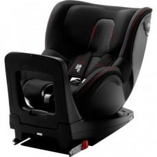 Автокресло Britax Roemer Dualfix M i-Size, Cool Flow - Black Special Highline, черный