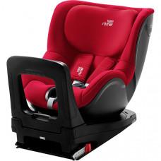 Автокресло Britax Roemer Dualfix M I-Size Fire Red, ярко-красный