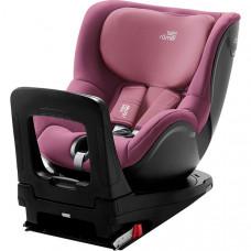 Автокресло Britax Roemer Dualfix M I-Size Wine Rose, розовый