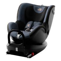 Автокресло Britax Roemer Dualfix2 R, Blue Marble, джинсовый