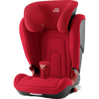 Автокресло Britax Roemer Kidfix2 R Fire Red, ярко-красный