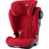 Автокресло Britax Roemer Kidfix2 S Fire Red, ярко-красный