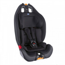 Автокресло Chicco Gro-Up 123 Jet Black, черный