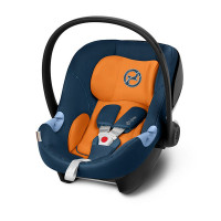 Автокресло Cybex Aton M i-Size Tropical Blue, синий