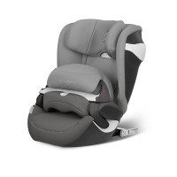 Автокресло Cybex Juno M-fix Manhattan Grey, серый