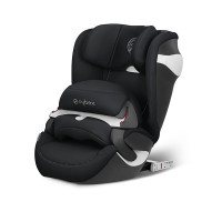 Автокресло Cybex Juno M-fix Urban Black, черный