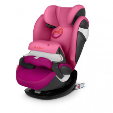 Автокресло Cybex Pallas M-Fix Passion Pink, розовый