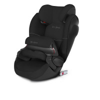 Автокресло Cybex Pallas M-Fix SL Pure Black, черный