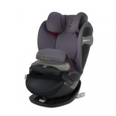 Автокресло Cybex Pallas S-Fix Premium Black, черный
