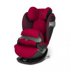 Автокресло Cybex Pallas S-Fix Racing Red, красный