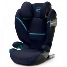 Автокресло Cybex Solution S i-Fix Navy Blue, синий