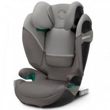 Автокресло Cybex Solution S i-Fix Soho Grey, серый