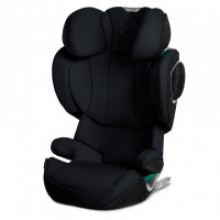 Автокресло Cybex Solution Z i-Fix Deep Black, черный