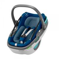 Автокресло Maxi-Cosi Coral, Essential Blue, синий