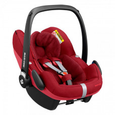 Автокресло Maxi-Cosi Pebble Pro i-Size, ESSENTIAL RED, красный