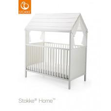 Балдахин для детской кроватки Stokke Home, цвет: белый