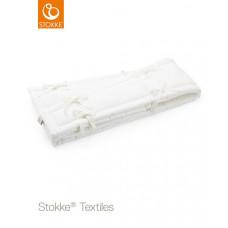 Бампер для детской кроватки Stokke Sleepi Mini, цвет: белый