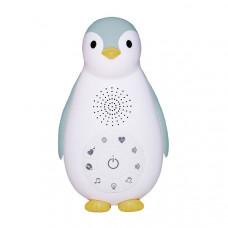 """Беспроводная колонка-проигрыватель-ночник ZAZU """"Пингвинёнок Зои"""""""