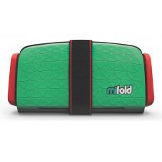 """Бустер автомобильный Mifold """"The Grab-and-Go"""", цвет: зеленый"""