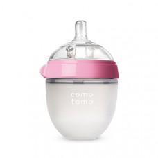 Бутылочка для кормления Comotomo, 150 мл, розовый