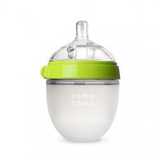 Бутылочка для кормления Comotomo, 150 мл, зеленый
