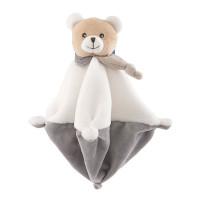 "Chicco Игрушка мягкая ""Медвежонок с одеяльцем"""