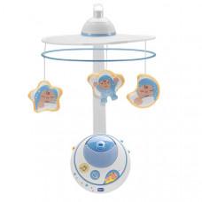 """CHICCO Подвеска-мобиль для кровати """"Волшебные звезды"""", цвет: голубой"""