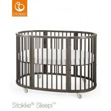 Детская кровать Stokke Sleepi цвет серый