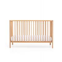 Детская кроватка Mothercare Balham 120×60 см, цвет: натуральное дерево
