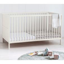 Детская кроватка Mothercare Balham 140×70 см, белый