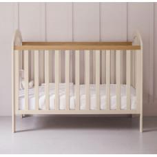 Детская кроватка Mothercare Marlow 120×60 см, цвет: бежевый