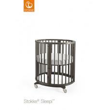 Детская кроватка-трансформер Stokke® Sleepi™ Mini, цвет: серый