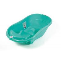 Детская ванна OK Baby Onda, цвет: бирюзовый