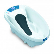 Детская ванночка с электронными весами и термометром Baby Patent Aqua Scale (V3) White, белый
