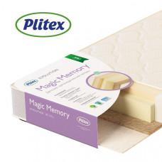 Детский ортопедический матрас Plitex Magic Memory 119х60х12 см