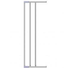 Дополнительная секция к воротам безопасности Clippasafe, 18 см, цвет: серебристый