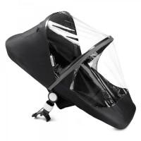 Дождевик для коляски Bugaboo Fox/Cameleon Black, черный