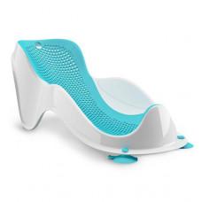Горка для купания детская AngelCare Bath Support Mini, цвет: голубой