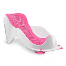 Горка для купания детская AngelCare Bath Support Mini, цвет: розовый