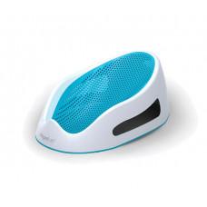 Горка для купания детская Angelcare, цвет: белый, голубой