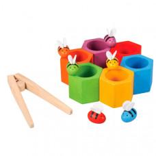 """Игра """"Пчелки"""" Plan Toys Learning"""