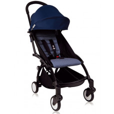 Капюшон и сиденье для детской коляски BABYZEN YOYO PLUS Air France, цвет: синий с белым